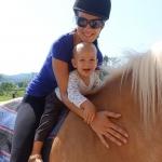 anita na konju