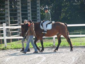 Prvič na konju